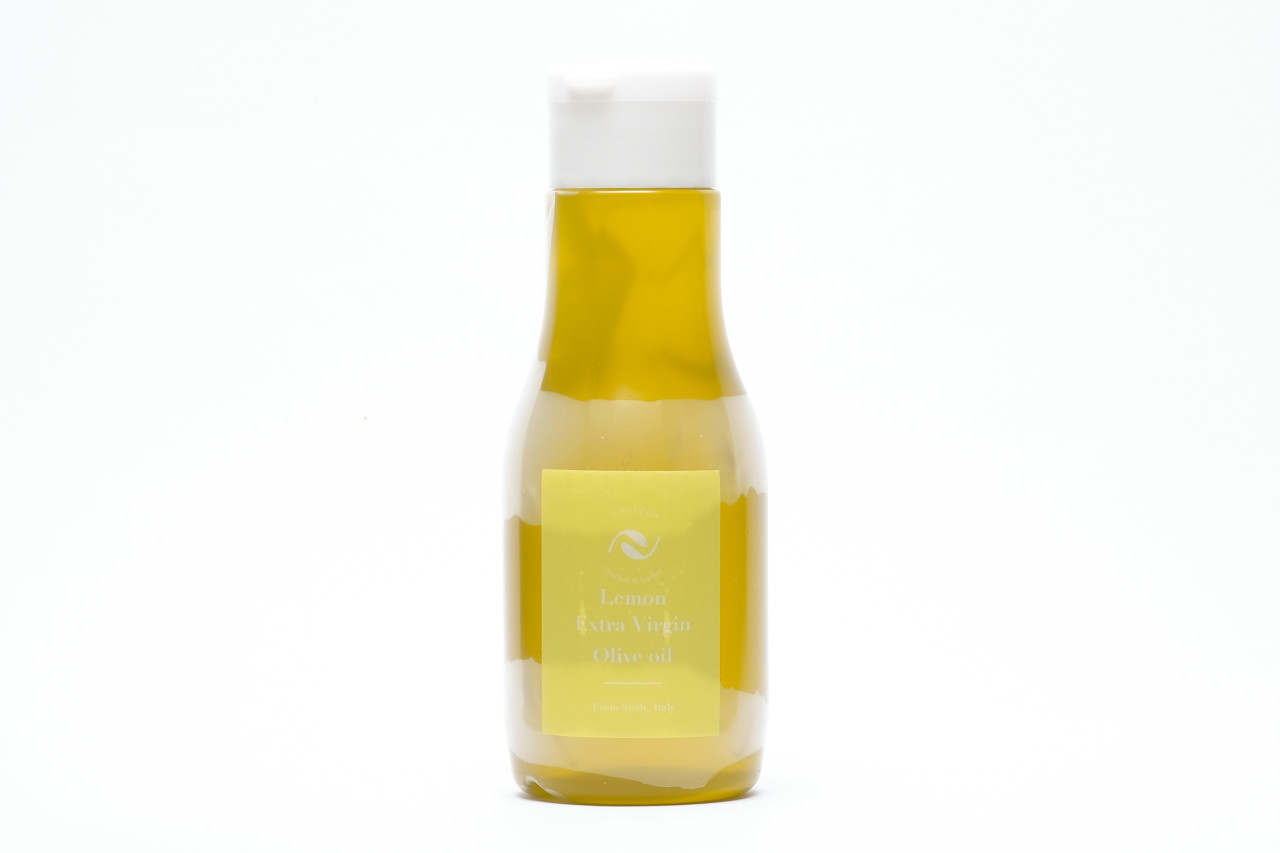 coricco Lemon Extra Virgin Olive Oil for Raw Food 230ml x 10本セット