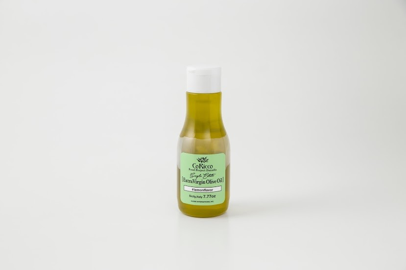 CoRicco Extra Virgin Olive Oil #lemonflavor (230ml)×5本セット