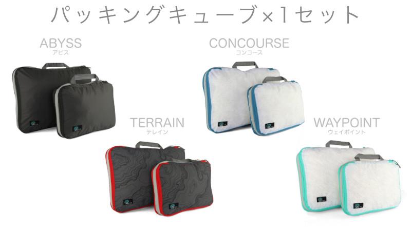 Acteon Packing Cube