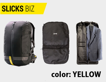 Slicks Travel Bag Complete Kit Yellow (イエロー)