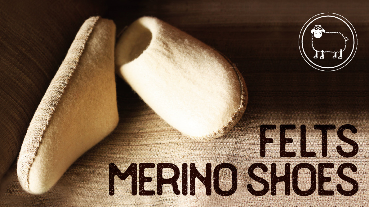 Felts Merino Shoes