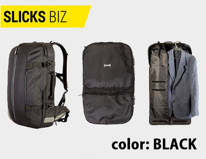 Slicks Travel Bag Complete Kit Black(ブラック)