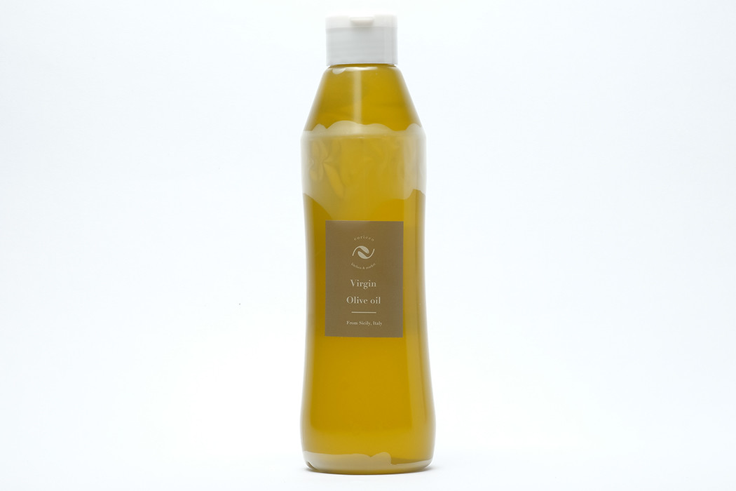 coricco BIO Virgin Olive Oil for Cooking 500ml x 3本セット