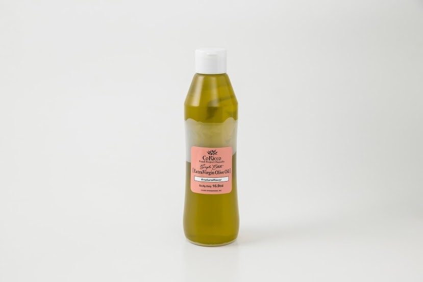 CoRicco Extra Virgin Olive Oil #naturalflavor (500ml)×3本セット
