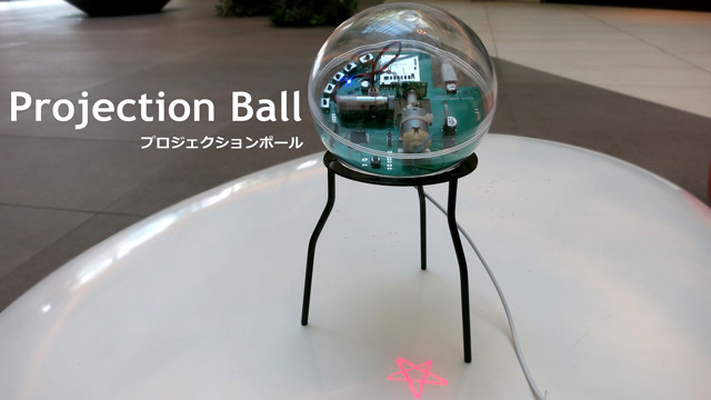 Projection Ball